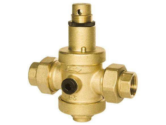 riduttore pressione acqua